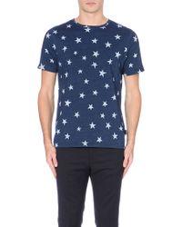 Paul Smith Star-print T-Shirt - Lyst