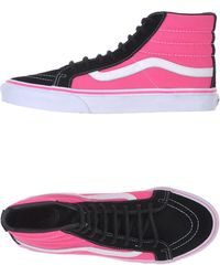 Vans High-Tops & Trainers - Lyst