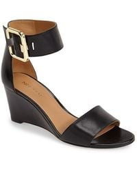 Nine West 'Narcissus' Wedge Sandal - Lyst
