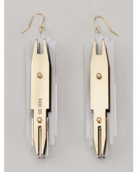 Sarah Angold Studio - 'Shilo' Earrings - Lyst