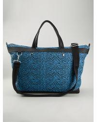 Golden Goose Deluxe Brand - Zebra Print Weekend Bag - Lyst