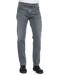 Citizens Of Humanity Core Slim Straight Bad Lands Jeans - Lyst
