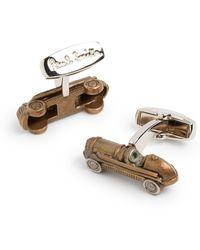 Paul Smith Tin Car Cufflinks - Lyst