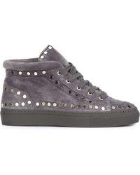 LAURENCE MID - Sneaker high - white 6krtV2hb