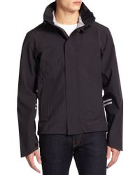 Canada Goose' Ridge Shell Jacket - Men's Large - Black