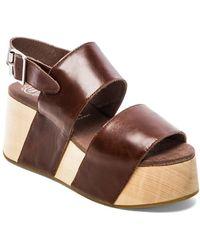 Jeffrey Campbell Atado Platform Heels - Lyst