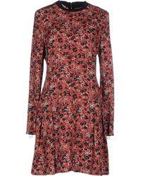 Cacharel | Short Dress | Lyst