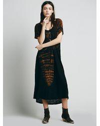 Free People Womens La Livin Rainstorm Dress - Lyst