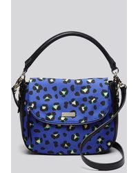 Kate Spade Crossbody Cobble Hill Animal Print Small Devin - Lyst