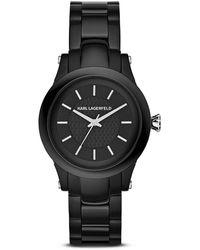 Karl Lagerfeld Slim Chain Watch 385mm - Lyst