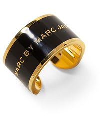 Marc By Marc Jacobs Modern Cuff Ring - Lyst