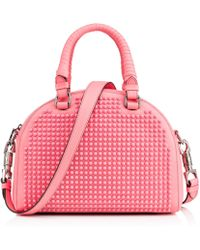 Christian Louboutin Pink Panettone Small - Lyst