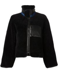 Altuzarra Manray Cropped Jacket - Lyst