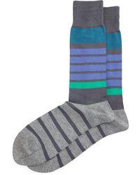 Paul Smith Jack Striped Socks - Lyst