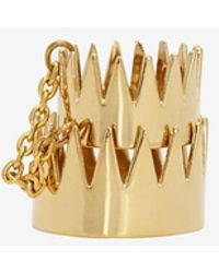 Annelise Michelson Carnivore Ring - Lyst