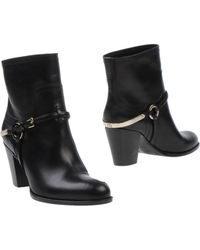 Dior Ankle Boots - Lyst