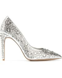 Jeffrey Campbell Embellished Dulce Pumps - Lyst