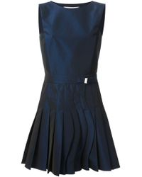 Viktor & Rolf Sleeveless Skater Dress - Lyst