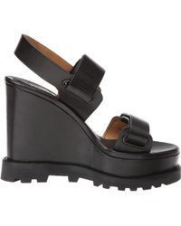 Marc By Marc Jacobs Street Stomp Wedge Sandal - Lyst