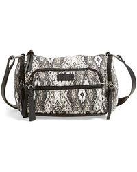 Volcom | 'cruz' Print Shoulder Bag | Lyst