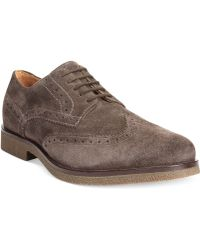 Geox B Claudio Oxfords - Lyst