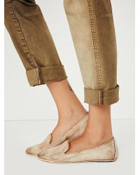 Bed Stu Womens Hawkins Slip On - Lyst