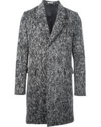 Paul Smith Single Breasted Coat - Lyst