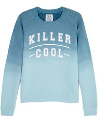 Zoe Karssen Killer Cool Ombre Sweater - Lyst
