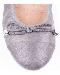 Jones Bootmaker - Garbo Ballerina Court Shoes - Lyst