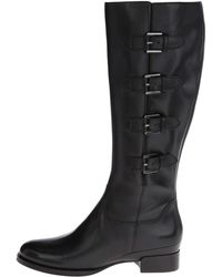Ecco Sullivan Buckle Boot - Lyst