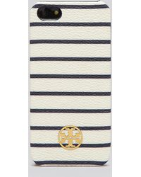 Tory Burch Iphone 55s Case Robinson Printed Hardshell - Lyst