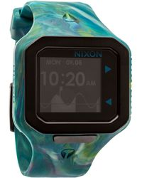 Nixon The Supertide Watch - Lyst