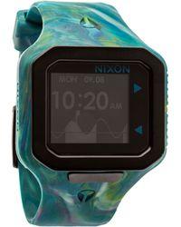 Nixon The Supertide Watch - Lyst