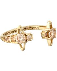Vivienne Westwood Reina Ring - Lyst