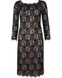 Diane von Furstenberg - Julianna Lace Dress - Lyst