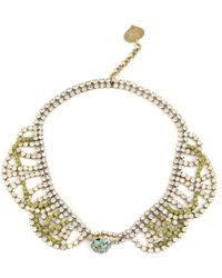 Toi Et Moi   Ines Turquoise Mix Necklace   Lyst