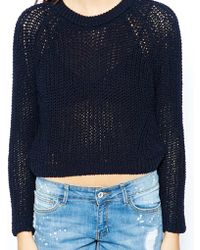 Mango - Chunky-knit Sweater - Lyst
