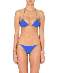 Tooshie - Hampton Reversible Bikini Set - For Women - Lyst