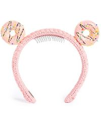 Venessa Arizaga - 'miss Frosty' Headband - Lyst