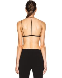 Dion Lee - Ii Float Bra - Lyst