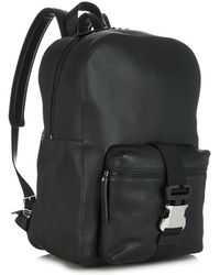 Christopher Kane - Leather Safety-Buckle Backpack - Lyst