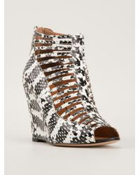 Rebecca Minkoff Sydney Wedge Heel Pumps - Lyst