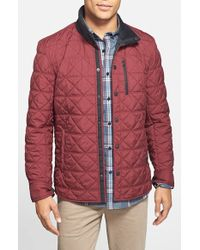 Victorinox - 'bernhold' Quilted Thermore Insulated Jacket - Lyst
