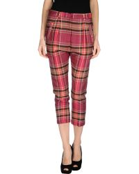 Jucca Casual Trouser - Lyst