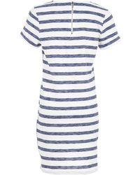 Alice + Olivia Stefan Tshirt Dress - Lyst