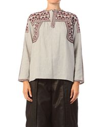 Antik Batik Shirt  Blouse  Barta1tee - Lyst