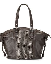 orYANY Betsy Chainmail Tote Bag - Lyst