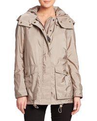 Burberry Brit Maidleigh Jacket gray - Lyst