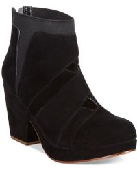 Jambu - Women'S Charleston Platform Booties - Lyst