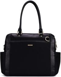 Rebecca Minkoff Knocked Up Baby Bag black - Lyst